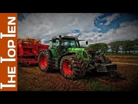 The Top Ten Best Tractors Brand in the World