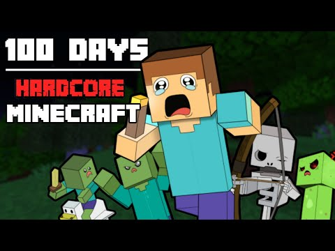 I Survived Hardcore Minecraft For 100 Days And This Is What Happened from YouTube · Duration:  30 minutes 1 seconds