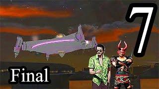 Gangstar Vegas UFO: Story - iPhone Gameplay Walkthrough #7: Get Off My Lawn (Final Mission)