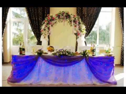 Смотреть Украшения Зала Для Свадьбы