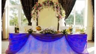 Украшения Зала Для Свадьбы
