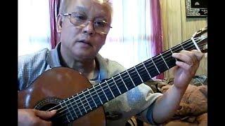 Chuyện Hoa Sim (Anh Bằng - thơ: Hữu Loan) - Guitar Cover by Hoàng Bảo Tuấn