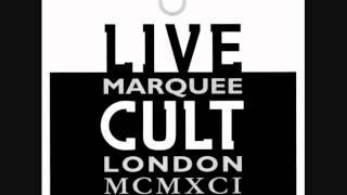 The Cult - Earth Mofo (live 1991)