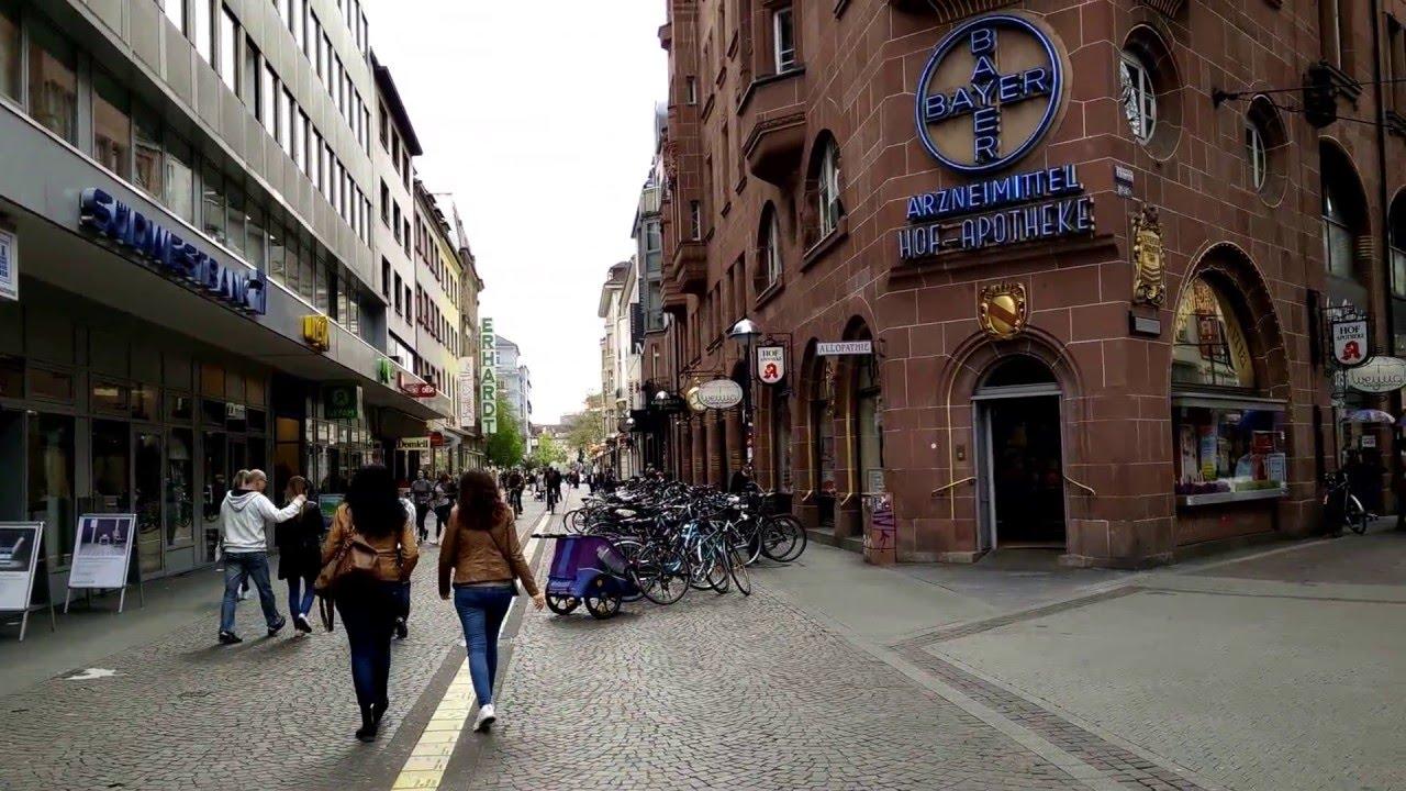 Karlsruhe Einkaufsstraße