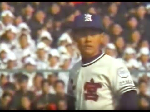 1989年選抜高校野球・決勝戦 東邦、逆転サヨナラ優勝