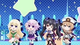 Hyperdimension Neptunia (Anime) Ending 1: Neptune☆Sagashite