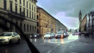 ZEISS DriveSafe con pioggia