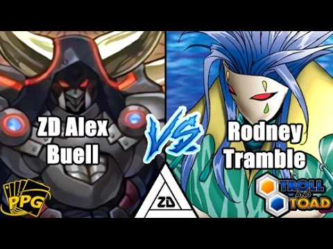 ZD Alex Buell (D/D/D) Vs Rodney Tramble (Rank 4 Water) - Zodiac Round 3 D/D/D Format