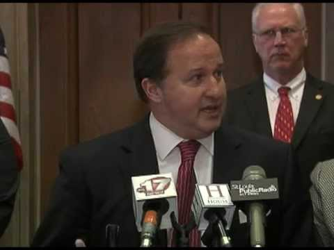 Speaker John Diehl Discusses Municipal Court Reform Legislation