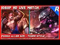 Fiora Guide S6 vs Lee Sin Top Gameplay League of Legends