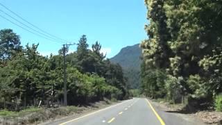 Chile Tour N°17: Camino Internacional al Paso Mamuil Malal - Curarrehue