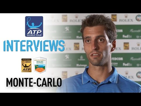 Ramos-Vinolas Thrilled With Murray Win At Monte Carlo 2017