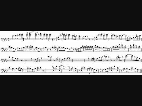 Frank Rosolino 'Quicksilver' Trombone Solo Transcription