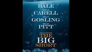 A Dyer-Situation: THE BIG SHORT Review