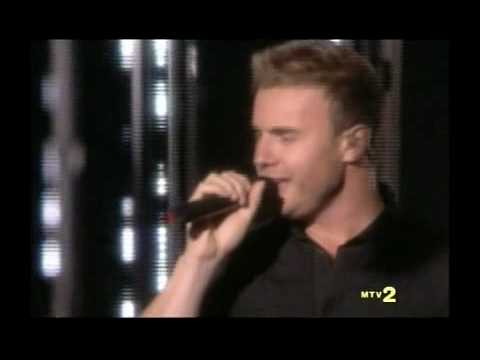 Take That Greatest Day Live At EMA 2008