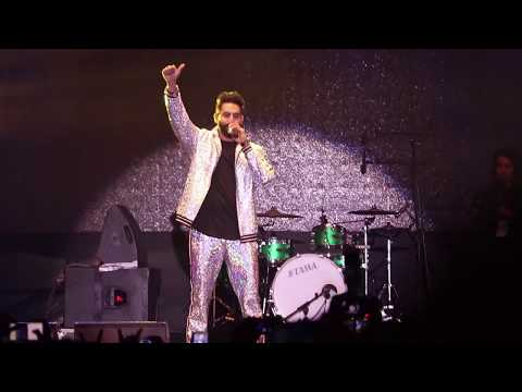 PARMISH VERMA LIVE PERFORMANCE AT JAIPUR | GAANA | CROSSBLADE | 2019