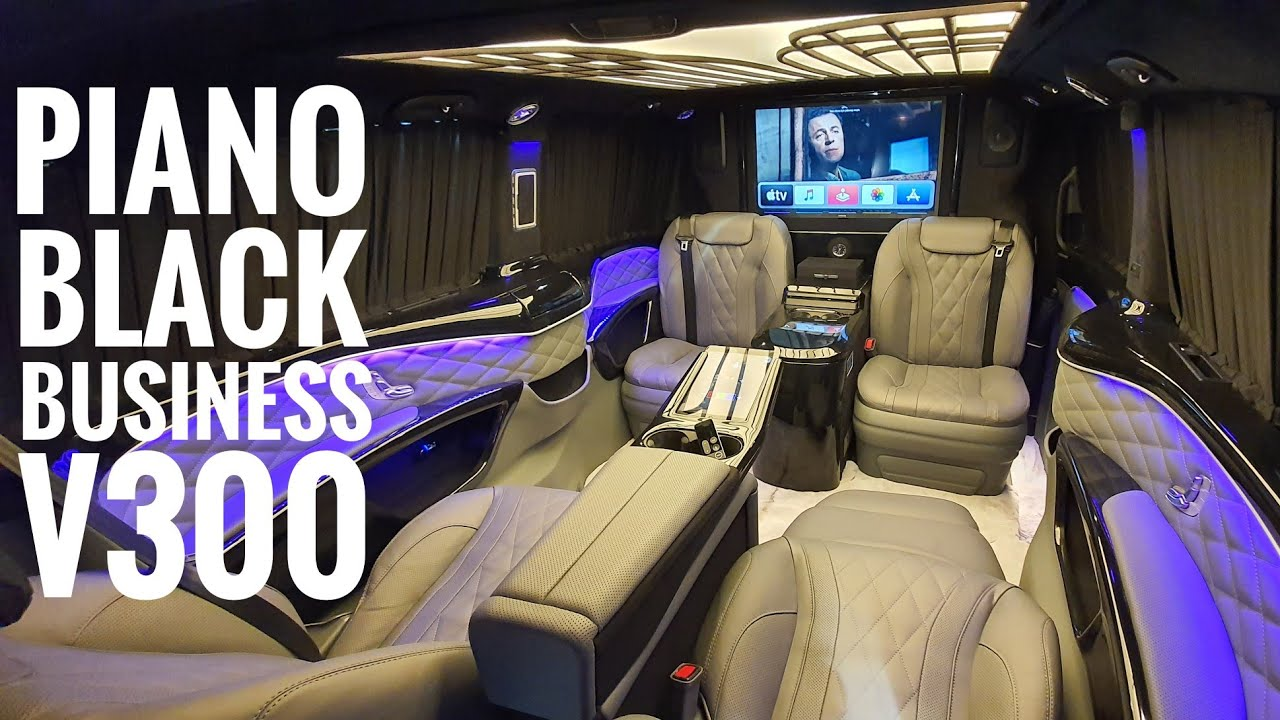 Ertex Luxury Car Design Mercedes V-Class