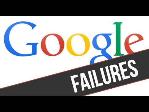 Top Google failure products | Google Products | Tamil