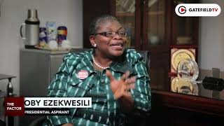 Exclusive Interview: Oby Ezekwesili on corruption | The Factor