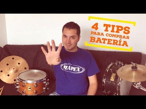 Comprar batería de segunda mano (buy used drums)
