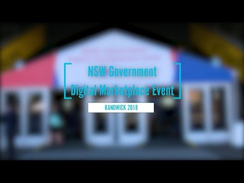 NSW Government Digital Expo Highlights (2018)