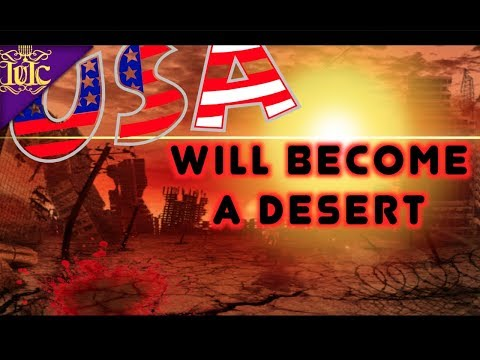The Israelites: USA Will Become A Desert