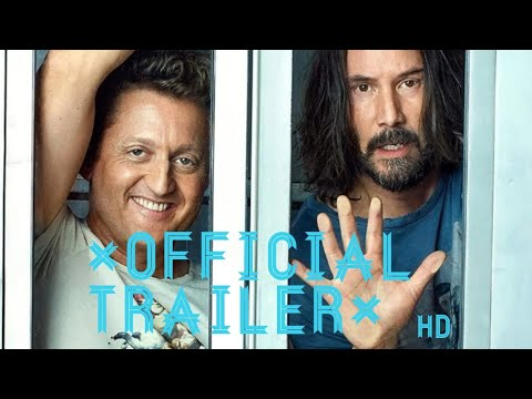 Bill And Ted 3 [official Trailer] 2020