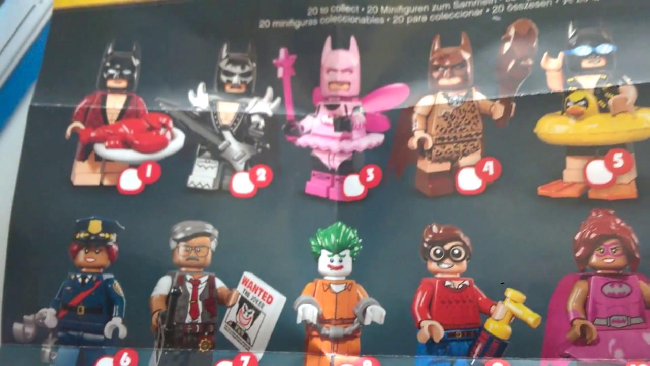 Fairy Batman NEW! LEGO BATMAN MOVIE MINIFIGURES SERIES 71017 #3
