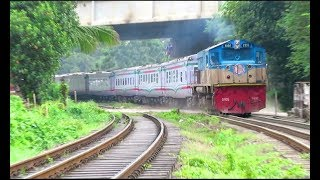 Super fast Suborno Express !! DHAKA -- Chittagong