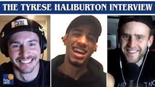 Tyrese Haliburton on The Rookie of The Year Buzz and Being Linked To LaMelo Ball | JJ Redick