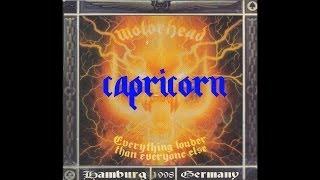 Motörhead - Capricorn (Live in Hamburg 1998)