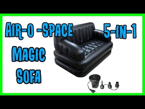 Air o Space 5 in 1 Magic Sofa Bed