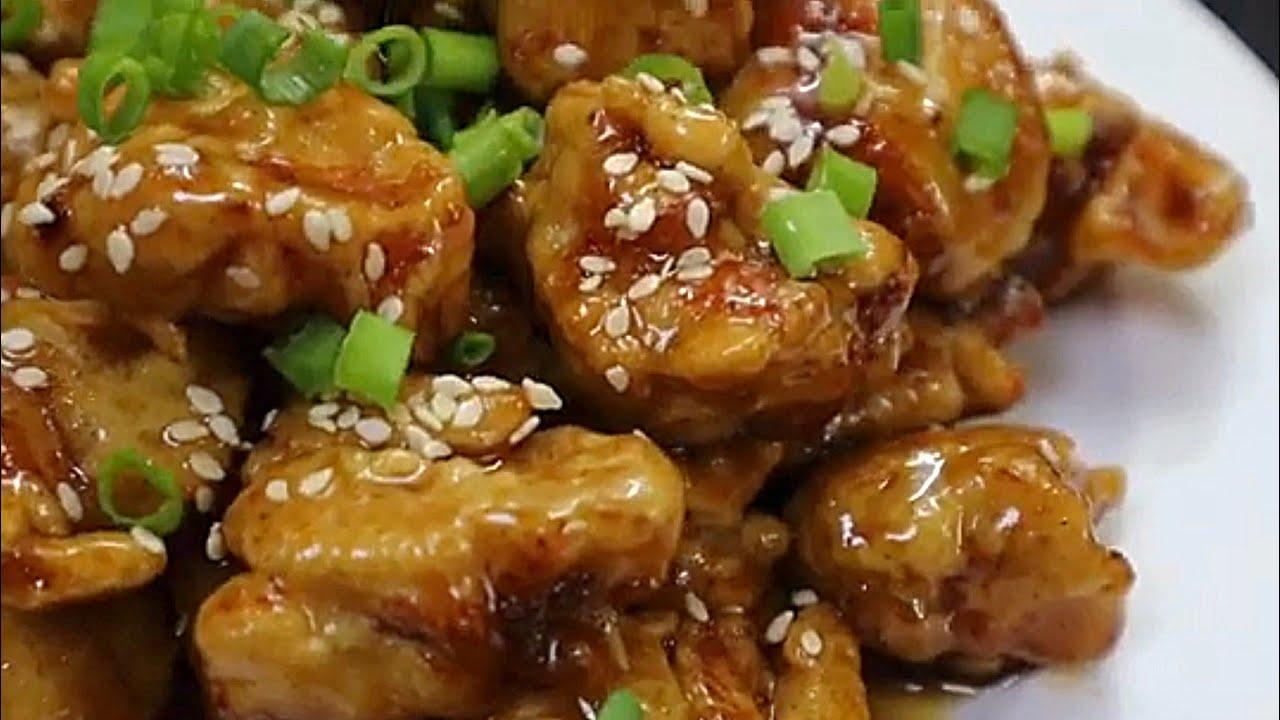 Orange Chicken Recipe | Super yummy!