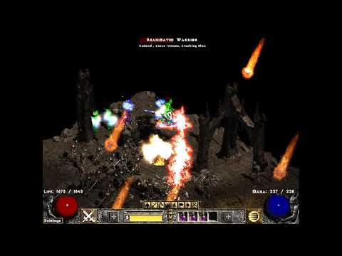 PoD Diablo Clone Smiter/Zealot 4 Of 4 (success)