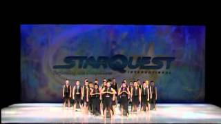 Dance Dimensions - Happy Ending Starquest 2013