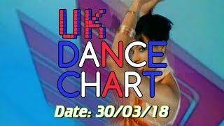 UK TOP 40 DANCE SINGLES CHART ALBUM CHART 30 03 2018