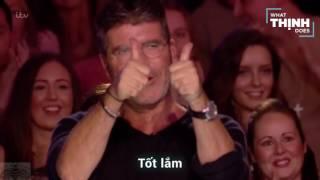 [VIETSUB] Daliso Chaponda - siêu hài Stand-up Comedy tham gia Britian's Got Talent (Audition)