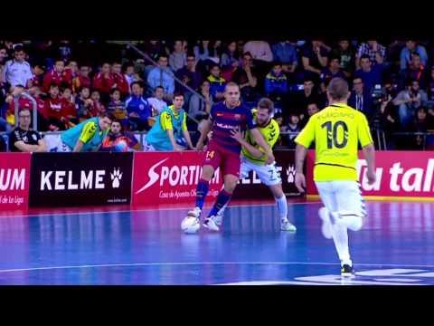 FC Bacerlona Lassa vs Movistar Inter Jornada 22
