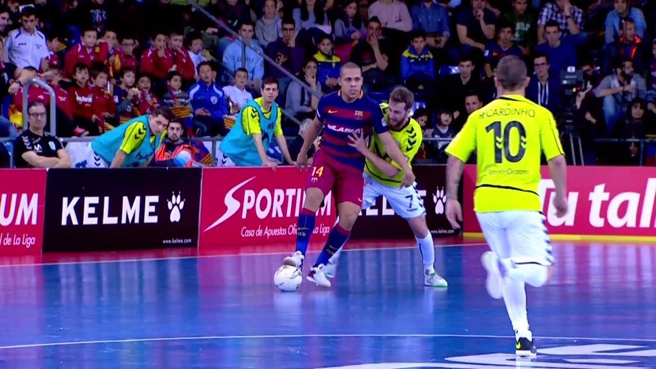 Download FC Bacerlona Lassa vs Movistar Inter Jornada 22