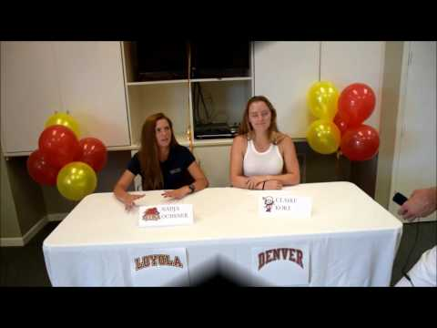 Evert Signing day
