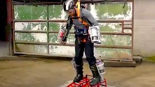 Entrepreneur invents, builds and files real Iron Man flight suit
