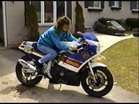 1986 Suzuki GSXR-Ltd