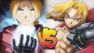 Full metal alchemist vs Fma Brotherhood | El Anonimo thumbnail
