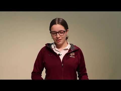 Student Council Speeches 2019 - Social Convenor Candidate Karina Dipietro