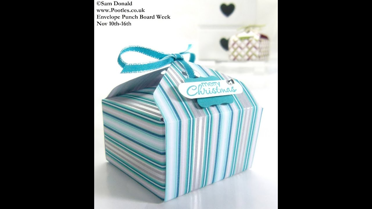 d78ffae093 Tiny Gift Boxes with We R Memory Keepers Envelope Punch Board {tutorial} |  Ginger Snap Crafts | Bloglovin'