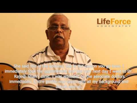 Patient suffering with Lichen planus got successfully treated, shares his experience with Life Force