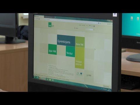 2018 04 03 Bibliotekoje VMI darbuotojai padės užpildyti deklaracijas