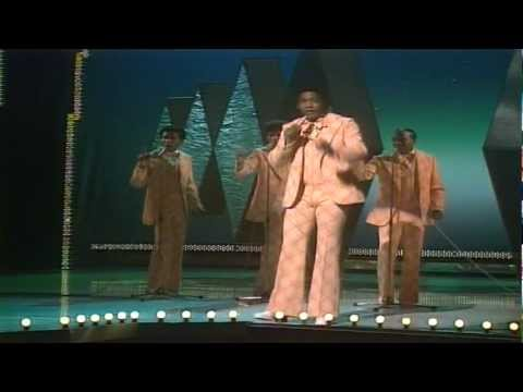 """The Drifters - Like Sister And Brother """"Live"""" 1974"""