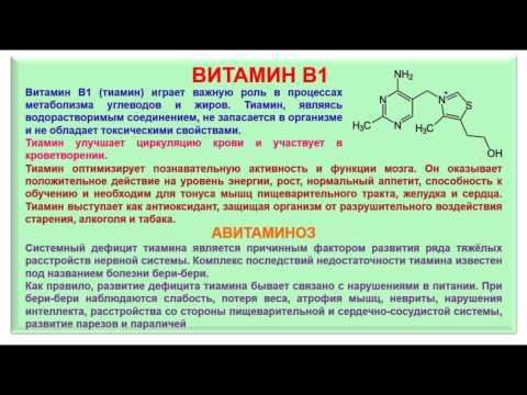 Жирорастворимые витамины - Здоровая Россия