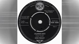 Elvis Presley - Jailhouse Rock [master stereo remix]